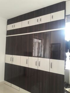 Wardrobe Interior Design, Wardrobe Door Designs, Bedroom False Ceiling Design, Bedroom Cupboard Designs, Wardrobe Design Bedroom, Bedroom Closet Design, Wardrobe Doors, Lcd Wall Design, Wardrobe Laminate Design