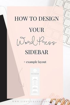 to design your WordPress sidebar Having a sidebar designed the right way will help you attract more clients and also retain your website visitors. Read this to learn how to design it right! Wordpress For Beginners, Blogging For Beginners, Web Design Blog, Blog Designs, Ios Design, Dashboard Design, Website Designs, Interface Design, Flat Design