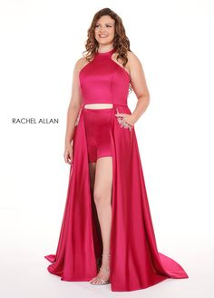 e13cd2a51163 Designers at Rachel Allan are fully aware of the sentiments that every girl  associates with wearing a designer dress