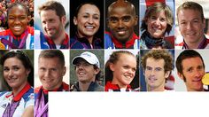 Who will you vote for? In a year of amazing sporting success, here are the 12 contenders for 2012's Sports Personality Of The Year award #London
