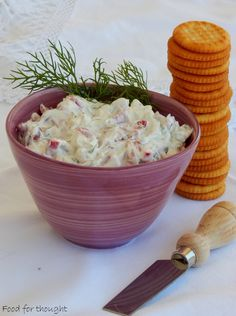 Greek Recipes, Food For Thought, Starters, Finger Foods, Mashed Potatoes, Ethnic Recipes, Unicorn Party, Salads, Party Ideas