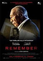 With the aid of a fellow Auschwitz survivor and a hand-written letter, an elderly man with dementia goes in search of the person responsible for the. Remember Movie, Elderly Man, Party Service, France, Movies And Tv Shows, Movie Tv, Acting, Let It Be, Lettering