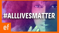 We know you're tired of having this conversation with people in your life. Luckily, this video saves the day with its breakdown of the issue with #AllLivesMatter.