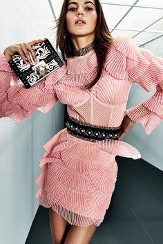 Balmain Resort 2018 Fashion Show