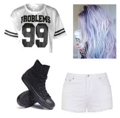 """""""Out n about"""" by kenzi232 on Polyvore featuring Ally Fashion and Converse"""