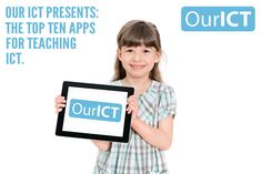 Ten of the best apps for teaching ICT. Ideal for teachers and support staff. Lots of app images aswell!