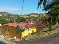 VILLA T3 DANS RESIDENCE AVEC PISCINE AU MARIN - Location Villa #Martinique #Marin