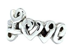 "Wording ""LOVE"" Band Ring for Women;s Sterling Silver Size... https://www.amazon.com/dp/B01IRRMFBY/ref=cm_sw_r_pi_dp_x_.HCQxbGEA3XBG"