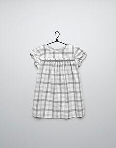 checked dress - Dresses - Baby girl (3-36 months) - Kids - ZARA United States