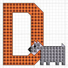 Craft with Ruth Cartwright: Sewing Sunday # 4 - Free D is for dog alphabet cross stitch pattern