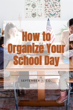 READ FULL BLOG POST // After homeschooling for 25 years, I want to say first and foremost three things about the topic of organizing a school day: 1.All seasons will be different 2.Not every family structure will look or be the same 3.There is no ONE right way Homeschool Books, Homeschooling, Book Organization, Organizing, Family Structure, Learning Stations, Read Aloud Books, First Year Teachers, Learning Methods
