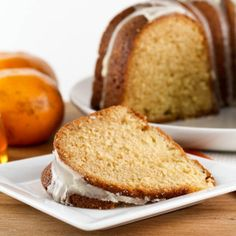 Honey Orange Pound Cake by EvilShenanigans, via Flickr