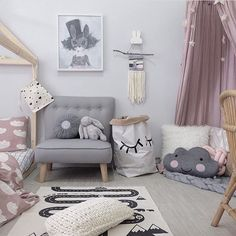 "246 mentions J'aime, 5 commentaires - Kids Decor / Nursery Decor (@nurserydecor) sur Instagram : ""Happy 2017!!! Gorgeous nursery inspo via @blogsachi . . #interiordesign #kidsdecor #kidstyle…"""