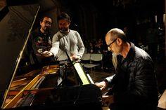 #RoccoPapaleo sul set di Un #BossInSalotto, la nuova #WarnerComedy di #LucaMiniero, al cinema da Gennaio 2014! #CinemaItaliano