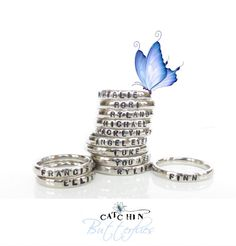 Hey, I found this really awesome Etsy listing at https://www.etsy.com/listing/270219639/stacking-personalized-ring-stainless