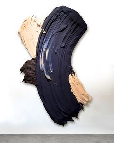 Donald Martiny Title: Togoyo Date: 2014 Dimension: 68Hx43W inches Medium: Polymer and dispersed pigment on alumalite