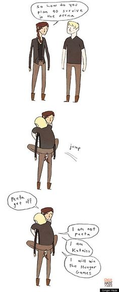 'Hunger Games' Comic: Hilarious Parody Of The Novel Goes Viral