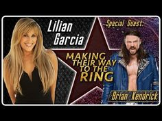 Brian Kendrick Interview | Lilian Garcia: Making Their Way To The Ring - YouTube