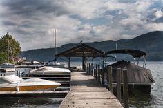 Dock on Silver Bay