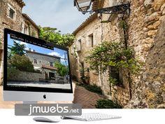 Ofrecemos nuestro servicio de diseño de páginas web en Sant Martí d'Empuries. Diseño web personalizado y a medida (Barcelona). Más información en www.jmwebs.com - Teléfono: 935160047