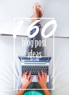 Blog post ideas for all types of blogs! Lifestyle, financial, travel, beauty..... staywithmeonthis.com