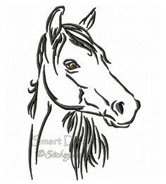silhouet paard google zoeken stempel pinterest pferde vorlagen und pferdekopf. Black Bedroom Furniture Sets. Home Design Ideas