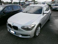 Bmw 116 d 5p Unique a 18.500 Euro | Berlina | 14.667 km | Diesel | 85 Kw (116 Cv) | 02/2012