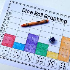 Tons of fun printable math activities for preschool kids!