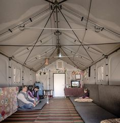 Thousands of Refugees Will Soon be Calling These IKEA Shelters Home | Apartment Therapy