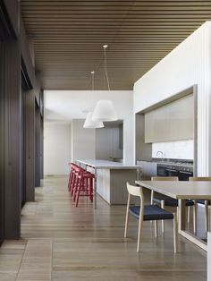 Image 12 of 17 from gallery of Bellarine Peninsula #House / Inarc Architects. Photograph by Peter Clarke