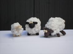 step by step  how to make sheep craft in many different poses from #playdough ,#clay, #paper #foil, sticks ,#Cotton and #acrylicpaint  to make a farm or #eid'sdecoration or easy #kidsprojects to have fun with them #خروفالعيد #sheeptutorial #lamb #sheepfarm #زينةعيدالاضحى #خروفالعيد #عملخروفالعيدللاطفال #kidscraft #diysheep #babysheep #babylamb Creativity, Diy, Bricolage, Diys, Handyman Projects, Do It Yourself, Crafting