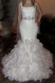 This White By Vera Wang Dress At David S Bridal Is