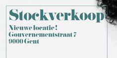 Stockverkoop Rewind Store Gent -- Gent -- 19/05-20/05