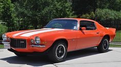 1970 Chevrolet Camaro RS Z28 350 CI, 4-Speed  Maintenance/restoration of old/vintage vehicles: the material for new cogs/casters/gears/pads could be cast polyamide which I (Cast polyamide) can produce. My contact: tatjana.alic@windowslive.com