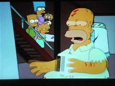 """The Simpsons , """"Treehouse of Horror"""" Simpsons Halloween, Best Halloween Movies, Halloween Season, Halloween Ideas, First Day Of Summer, Tv Episodes, Futurama, Yearning, The Simpsons"""
