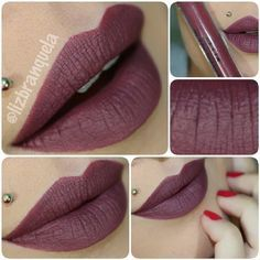 """>>@stilacosmetics Stay All Day Liquid Lipstick color Amore<< da lojinha da Fer @sechscrazyworld 