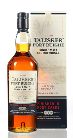 Talisker Port Ruighe Whiskey Girl, Cigars And Whiskey, Whiskey Drinks, Bourbon Whiskey, Bar Drinks, Alcoholic Drinks, Cocktails, Scotch Whisky, Talisker Whisky