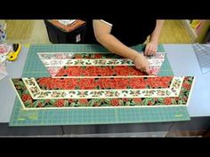 EZ Quilting 45 Degree and 60 Degree Diamond Tools - YouTube