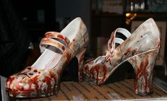 OMFG silent hill shoes