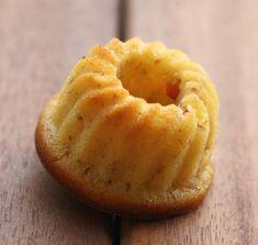 Pfirsich-Honig-Gugl zum Sonntagnachmittag-auf-der-Couch-lümmeln