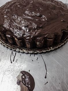 The most wonderful chocolate tart recipe in the world ! :))))