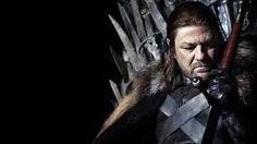 Ned Stark - seigneur de la maison Stark de Winterfell, suzerain et gouverneur du Nord. Il épouse lady Catelyn Tully lors de noces couplées à celles de lord Jon Arryn et de lady Lysa Tully. Ils ont cinq enfants : Robb, Sansa, Arya, Bran et Rickon. Eddard a également un fils bâtard, Jon Snow, dont il a toujours refusé de révéler l'identité de la mère. Il se montre très protecteur envers lui et l'élève avec ses enfants légitimes.Seul son plus jeune frère, Benjen, est encore en vie. Main du roi.