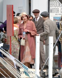Still in the Twenties: It is expected the new series will be set in 1925 following on from Series 5
