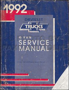 Page 3 how to test the spider fuelbr injector assembly 43l 1992 chevy g van shop manual 92 chevrolet sportvan g10 g20 g30 repair fandeluxe Images