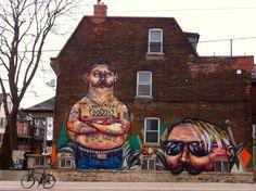 Ossington & Dundas West, Toronto (CGC)