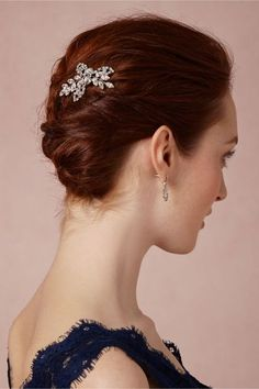 65 deslumbrantes penteados de noiva Image: 11