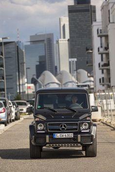 2016 mercedes benz g class gets more power and speed - Mercedes G Class 66