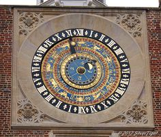 The Astronomical Clock made for Henry VIII  c1540