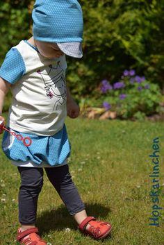 Sommermützen FREEBOOK: Lybstes Beanie mit Schirm! - Lybstes. Baby, Style, Fashion, Little Girl Clothing, Fashion Styles, Sewing Patterns Free, Sewing Clothes, Summer, Swag