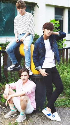 Hiphop Unit - S.coup, Mingyu and Vernon ❤